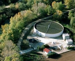 Depuradora de Agua de Lerín