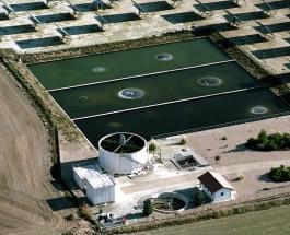 Depuradora de Agua de Lodosa - Sartaguda